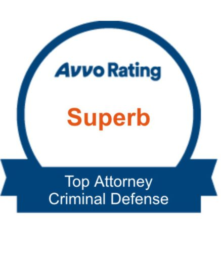 Avvo rating Superb Top Attorney
