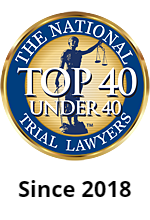 Top 40 under 40 Trail lawyer